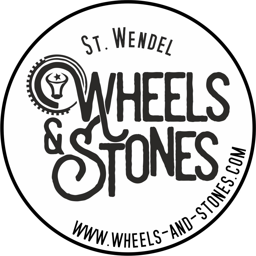 Wheels and Stones Triumph