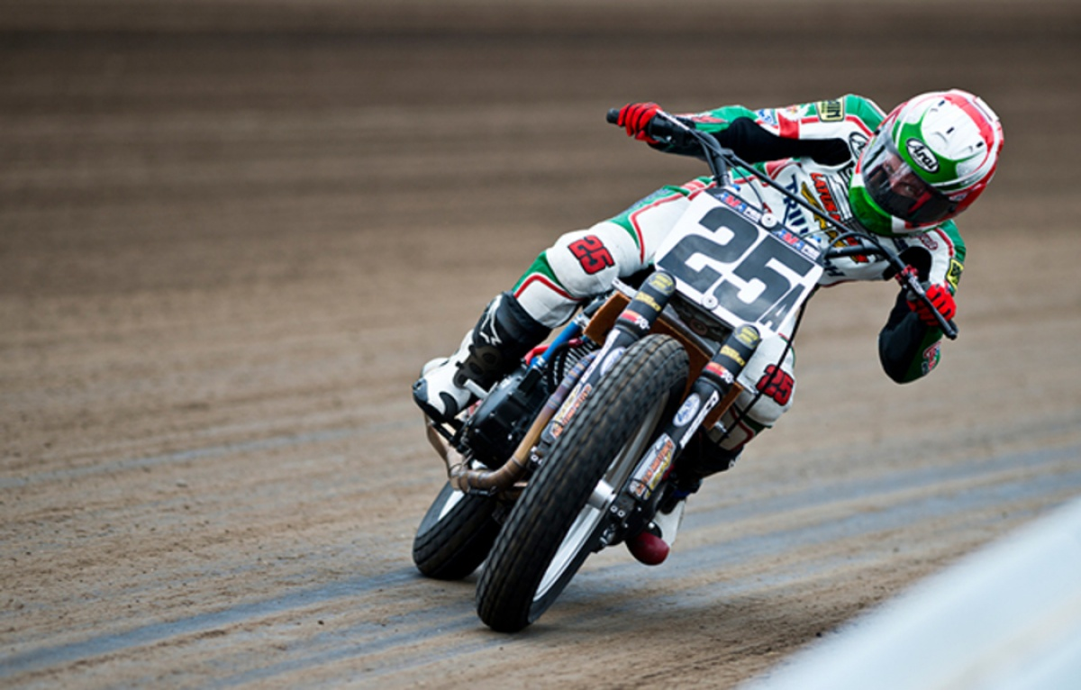 Modern day - American Flat Track series