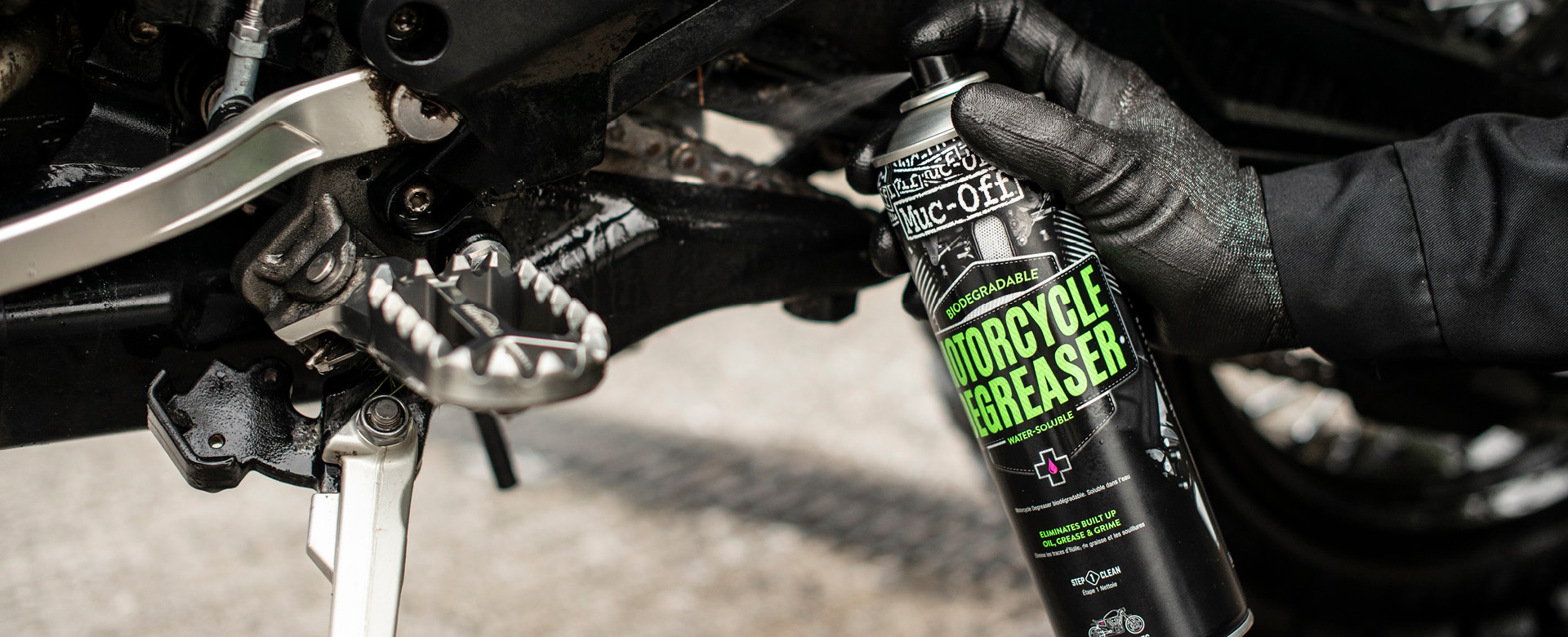 Muc-Off degreaser