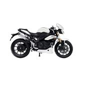 SPEED TRIPLE 1 18 SCALE MODEL WHITE