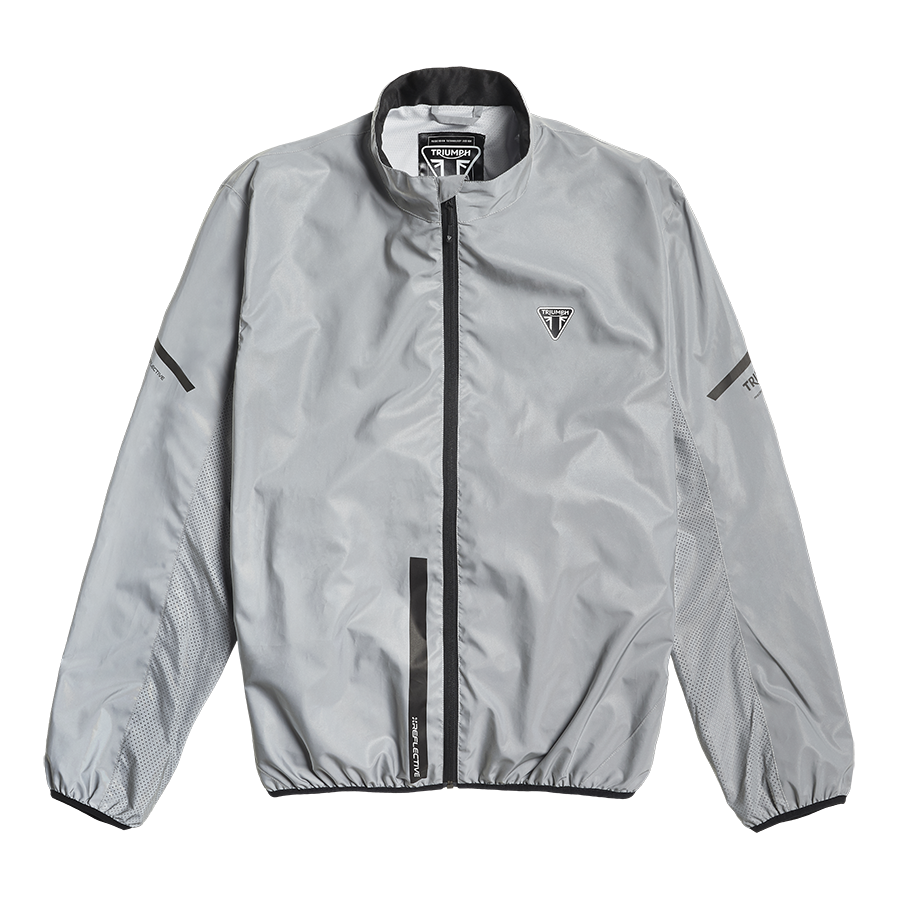 Reflective Packable Jacket