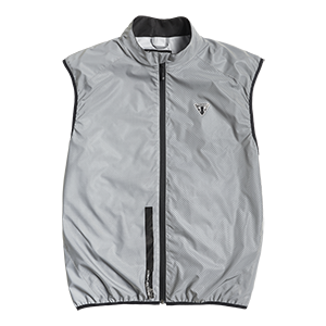 Triumph AW20 Packable reflective vest, flat shot front