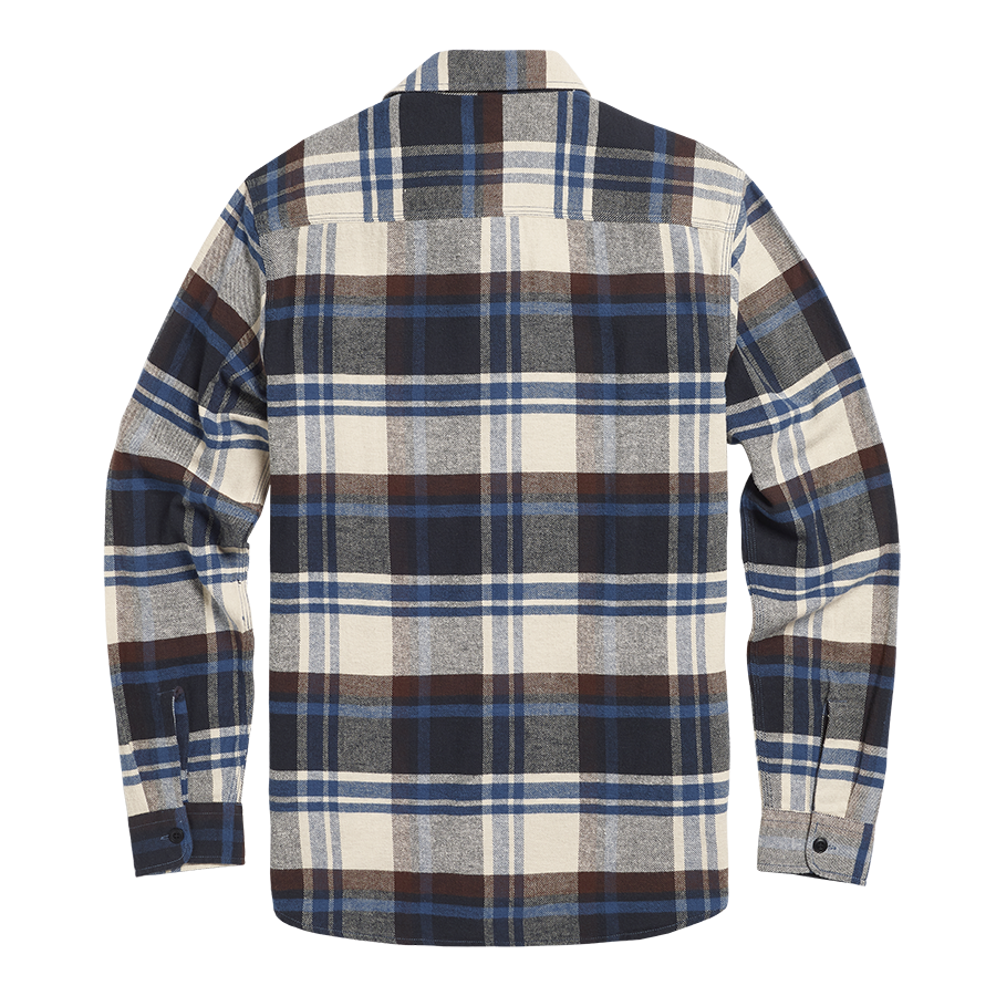 Dual Shock Super Soft Blanket Checked Shirt