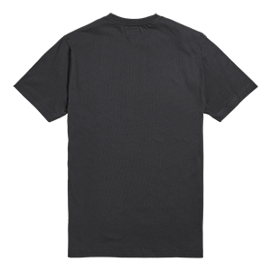 Bamburgh Embroidered Logo T-Shirt Jet Black
