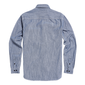 Axle Chambray Worker Shirt Indigo