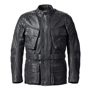 Beck Leather Motorcycle Jacket
