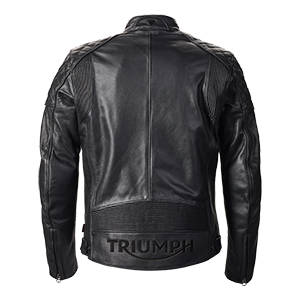 Braddan Leather Motorcycle Jacket