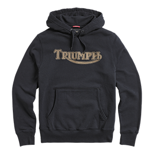 Triumph SS21 Thumbnail, Flywheel hoodie front