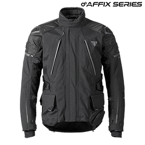 Alder Gore-Tex Adventure Tourer Jacket Black