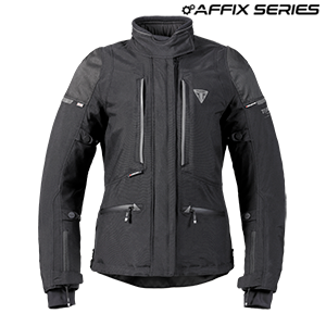 Hythe Adventure Tourer Jacket Black