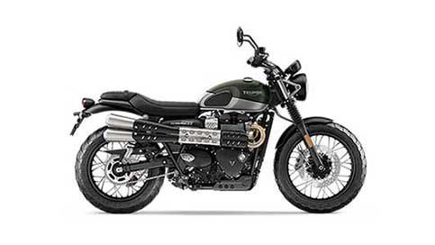 f2a482c9b6 All new Triumph Street Scrambler