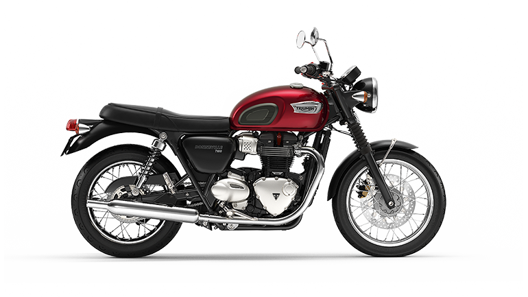 Accessory Offers Triumph Motorcycles