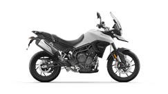 Tiger 900 in Pure White RHS CGI