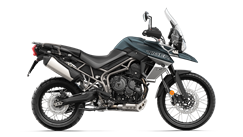 Triumph Tiger 800 XCa Right CGI in Marine