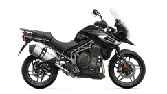 Triumph Tiger 1200 XRx Low in Matt Black - CGI