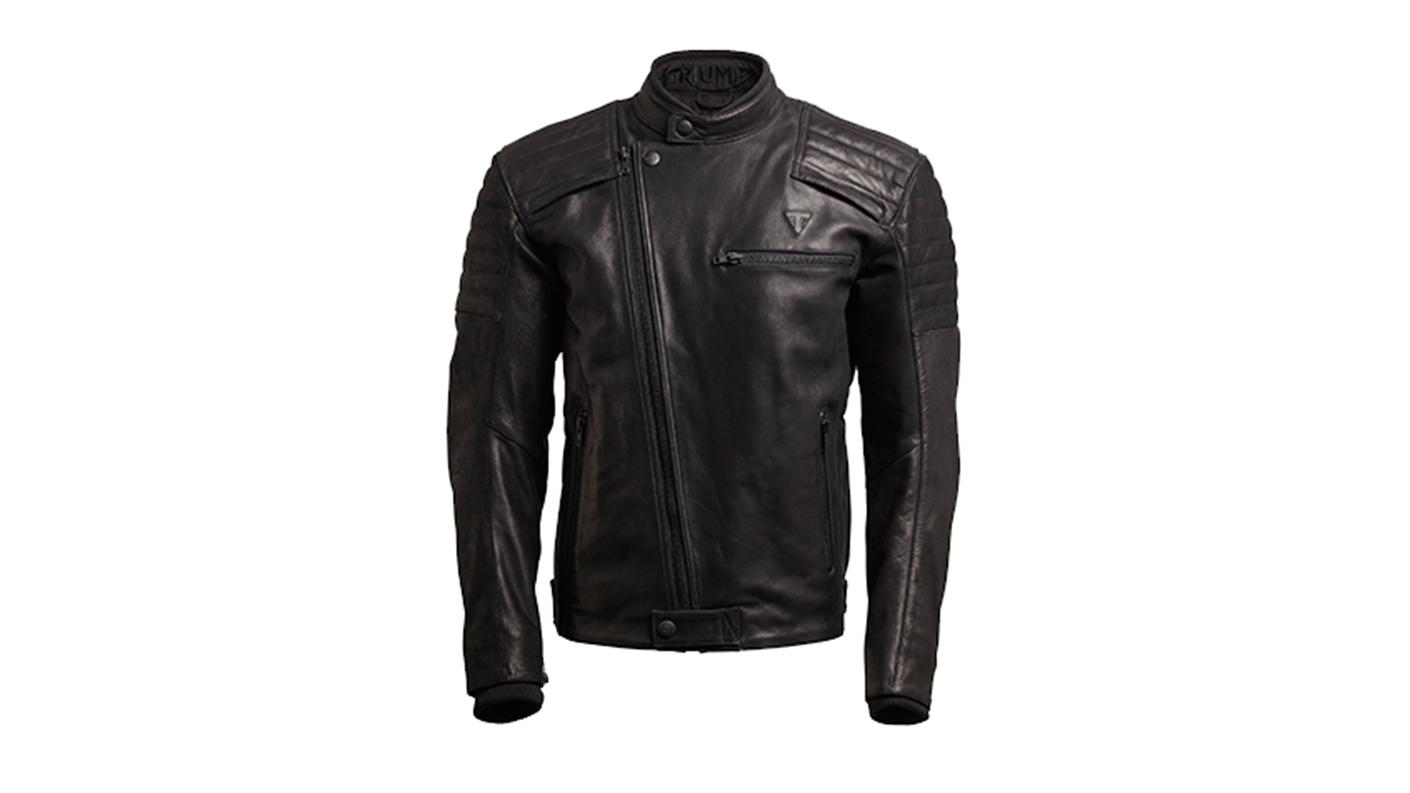 Bobber black jacket