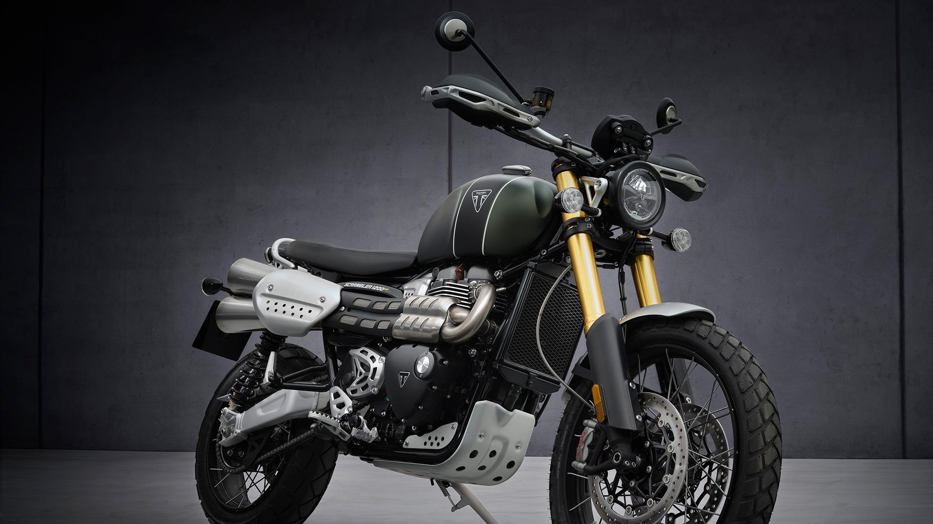 Triumph 2021 Scrambler 1200