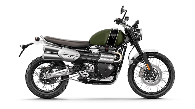 Triumph Scrambler 1200 2021