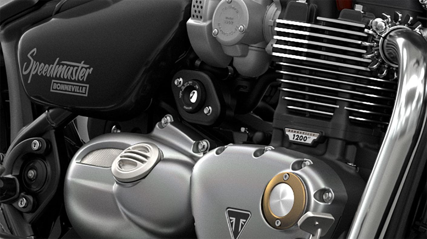 Triumph 2021 Speedmaster