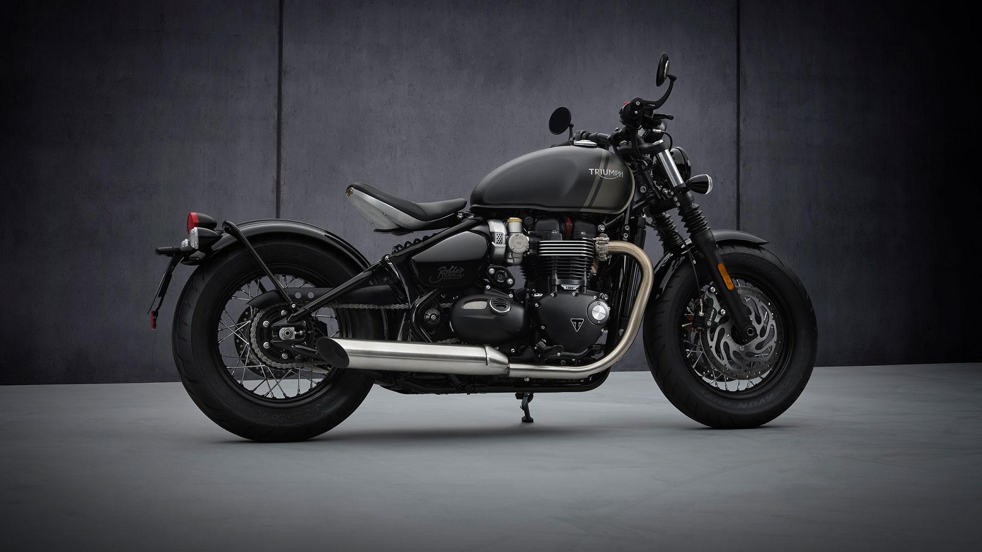 Triumph 2021 Bonneville Bobber