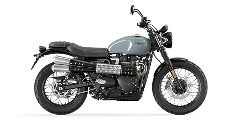 Triumph Street Scrambler 2021
