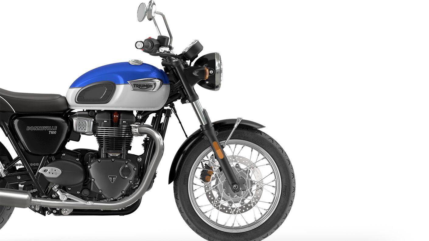 Triumph 2021 Bonneville T100