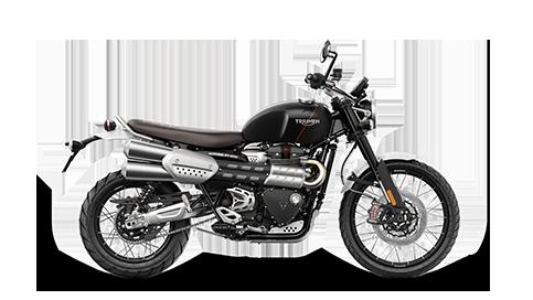Triumph Motos For The Ride
