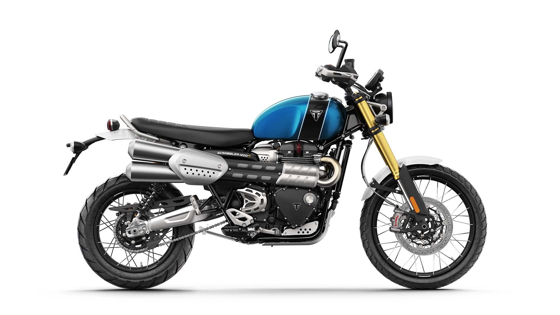 Triumph Scrambler 1200 XE et XC – Essai Moto Magazine