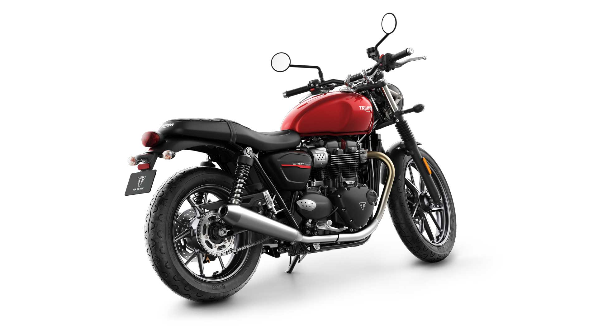 Triumph Street Twin Motorcycle