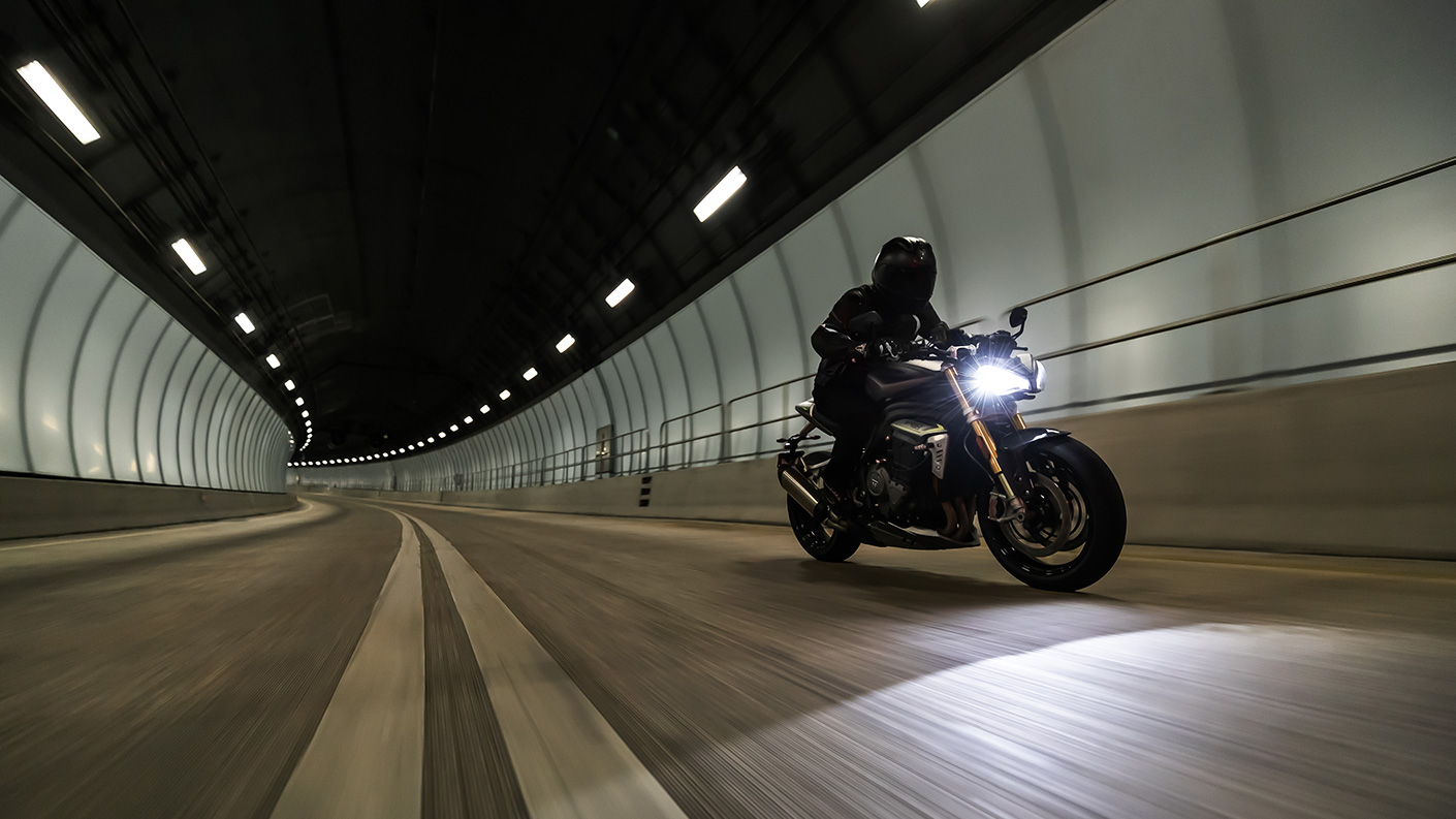 Triumph Speed Triple 1200