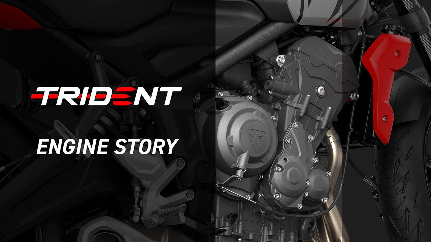 Triumph Trident 660 Engine Story