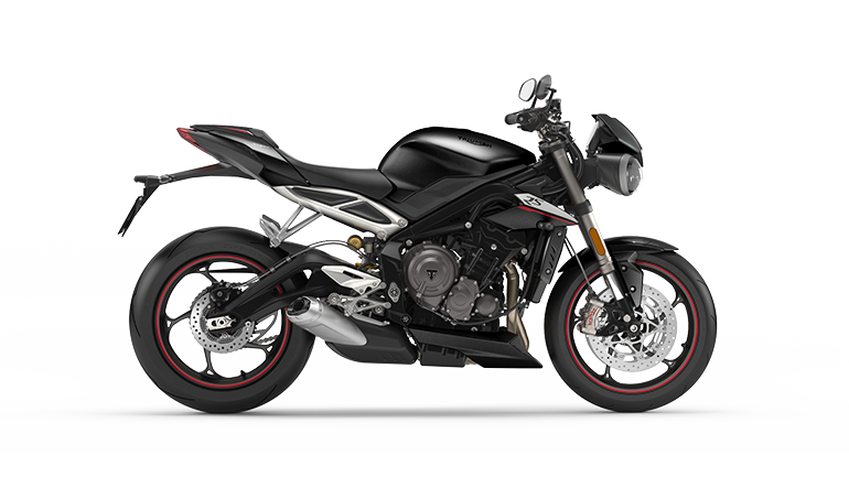 Street Triple CGI left hand side cut out