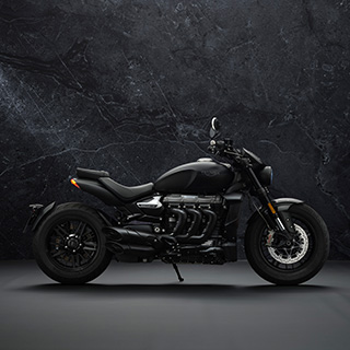 Triumph Rocket 3 Limited Editions