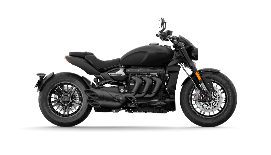 Triumph 2021 Rocket 3 R Black Limited Edition