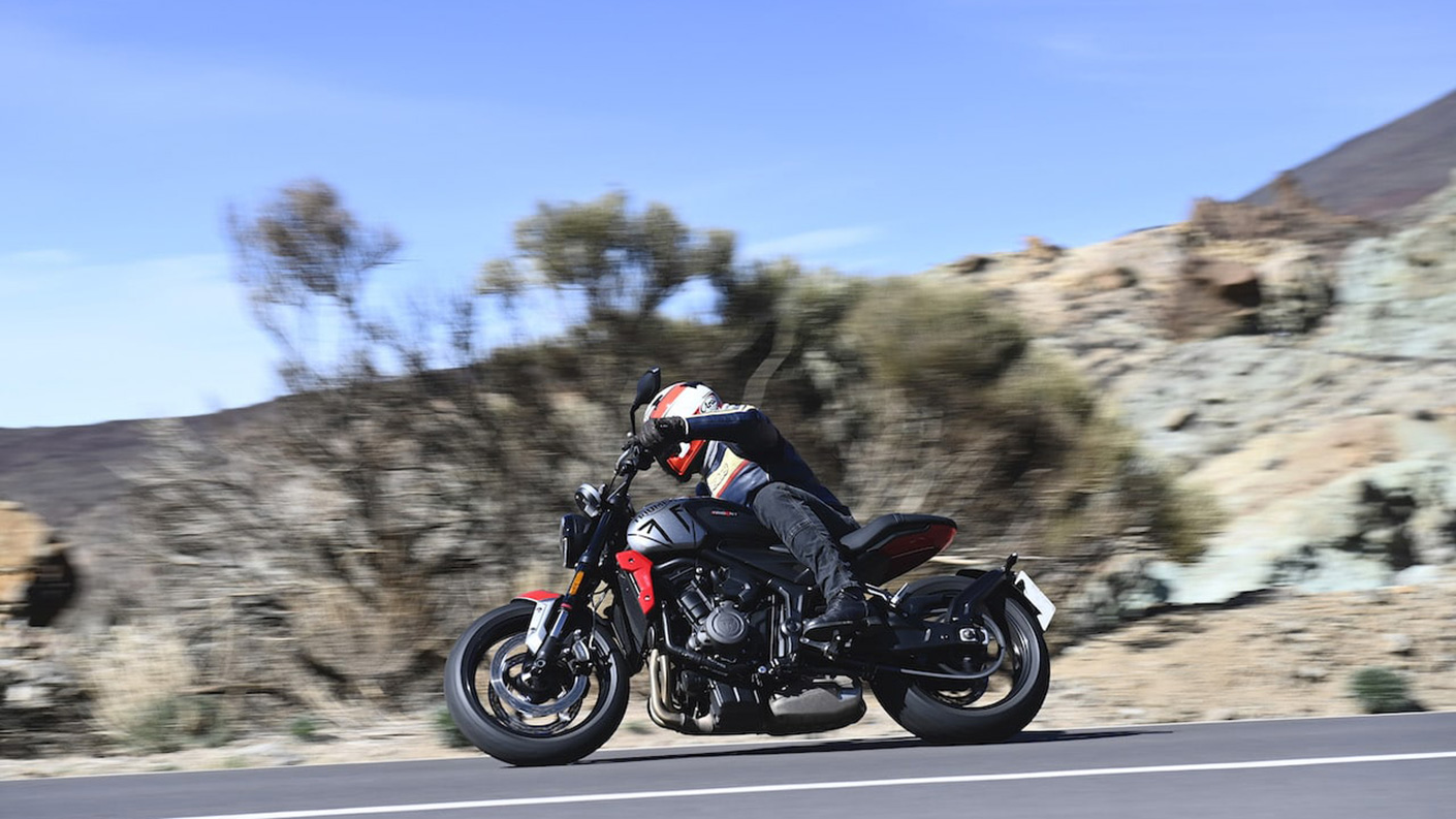 Review of Triumph Trident 660
