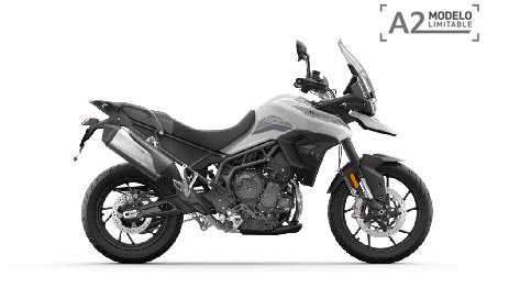 Tiger 900 GT A2 Licence